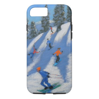 Coque iPhone 8/7 Skieurs Lofer 2010