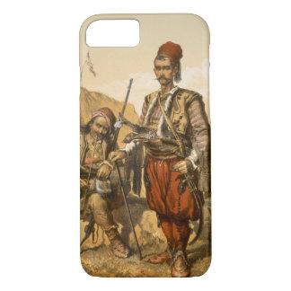 Coque iPhone 8/7 Soldats d'infanterie turcs dans l'armée de