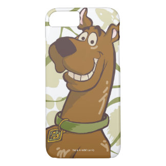 Coque iPhone 8/7 Sourire de Scooby Doo