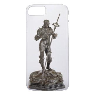 Coque iPhone 8/7 St George (bronze)