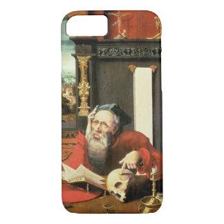Coque iPhone 8/7 St Jerome dans son étude