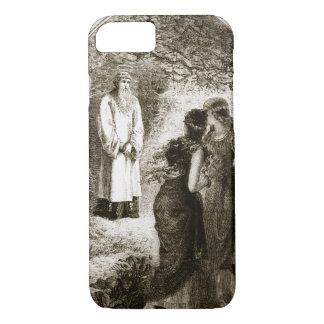 Coque iPhone 8/7 St Patrick s'est réuni par des vierges dans le