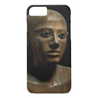 Coque iPhone 8/7 Statue de chancelier Nakhti, d'Asyut, mi tôt