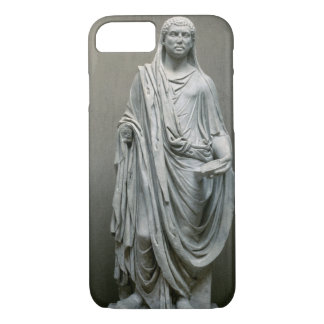 Coque iPhone 8/7 Statue de l'empereur Maxentius (ANNONCE 306-312)