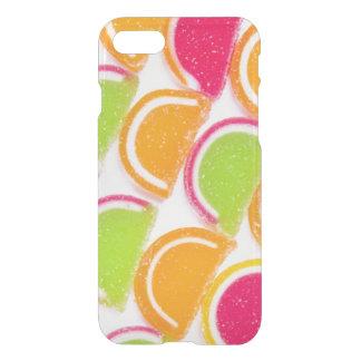 Coque iPhone 8/7 Sucrerie différente colorée de gelée