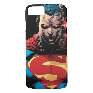 Coque iPhone 8/7 Superman - vision de laser