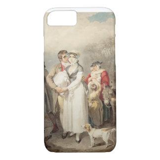 Coque iPhone 8/7 Sur la route, 1799 (la semaine au-dessus des