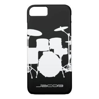 Coque iPhone 8/7 Tambours