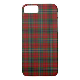 Coque iPhone 8/7 Tartan MacLean moderne écossais de Maclean de