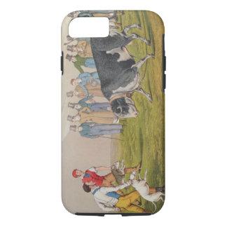 "Coque iPhone 8/7 ""Taureau amorçant"", pub.by Thomas McLean, 1820, ("