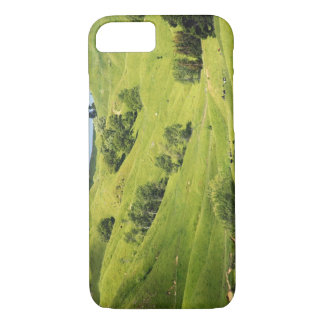 Coque iPhone 8/7 Terres cultivables près de Gisborne, Nouvelle