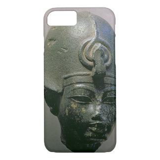 Coque iPhone 8/7 Tête d'Amenophis III (diorite)