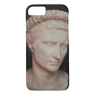 Coque iPhone 8/7 Tête de César Augustus