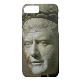 Coque iPhone 8/7 Tête de Philip l'empereur arabe et romain
