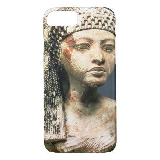 Coque iPhone 8/7 Tête d'une princesse de la famille d'Akhenaten, N