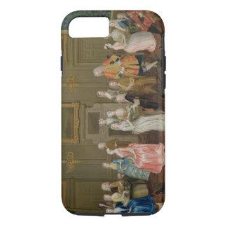Coque iPhone 8/7 Thé chez House de seigneur Harrington's, St James