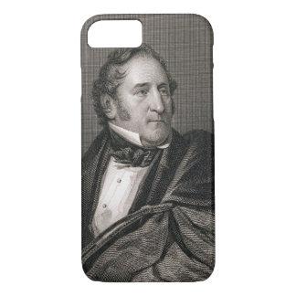 Coque iPhone 8/7 Thomas Hart Benton, gravé par William G. Armstro