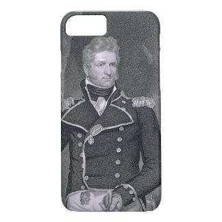 Coque iPhone 8/7 Thomas Macdonough (1783-1825) gravé par John B.