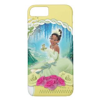 Coque iPhone 8/7 Tiana - je suis une princesse