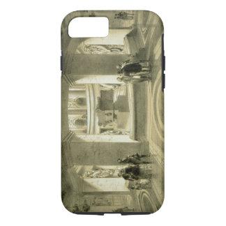 Coque iPhone 8/7 Tombe du napoléon (1769-1821) chez Invalides, de