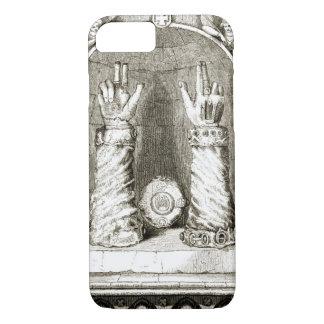 Coque iPhone 8/7 Tombeau de la main de St Patrick, 'du trias Thua