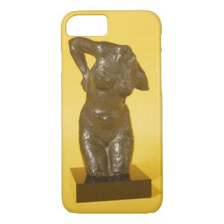 Coque iPhone 8/7 Torse (bronze)