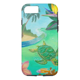 Coque iPhone 8/7 Tortue de mer