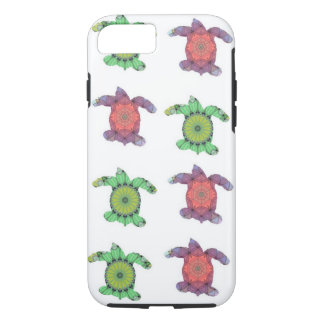 Coque iPhone 8/7 Tortues