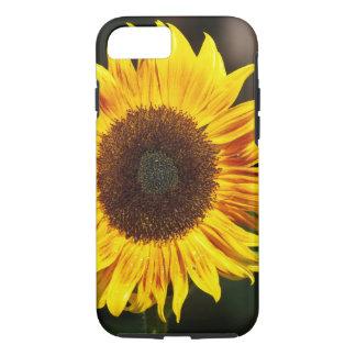 Coque iPhone 8/7 Tournesol jaune lumineux