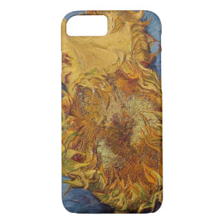 Coque iPhone 8/7 Tournesols de Vincent van Gogh |, 1887
