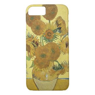 Coque iPhone 8/7 Tournesols de Vincent van Gogh |, 1888