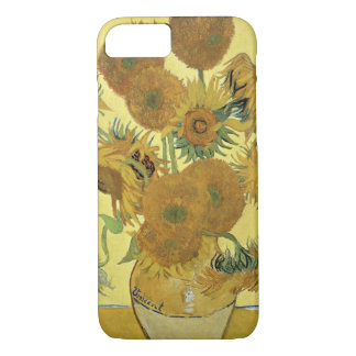 Coque iPhone 8/7 Tournesols de Vincent van Gogh |, 1888