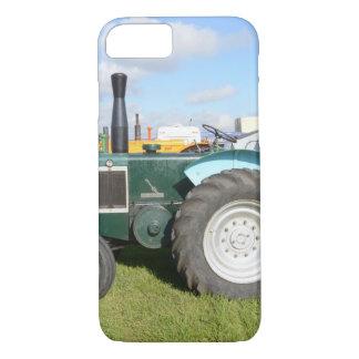 Coque iPhone 8/7 Tracteur diesel vintage