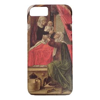 Coque iPhone 8/7 Triptyque de Madonna du Misericordia, 1473