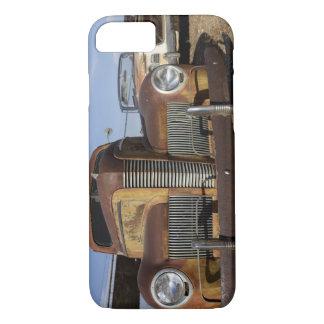 Coque iPhone 8/7 Tucumcari, Nouveau Mexique, Etats-Unis. Itinéraire