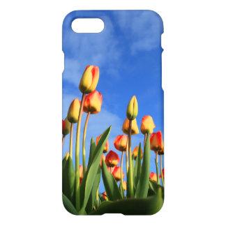 Coque iPhone 8/7 tulipes