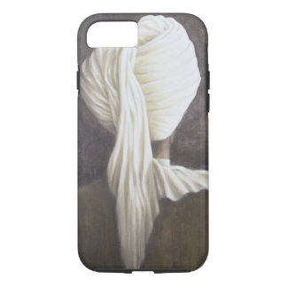 Coque iPhone 8/7 Turban blanc 2005
