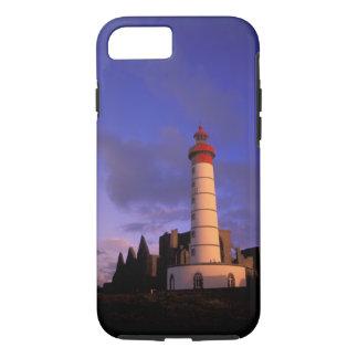 Coque iPhone 8/7 UE, France, la Bretagne, Finistere, St Mathieu,
