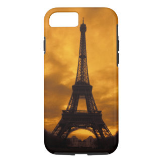 Coque iPhone 8/7 UE, France, Paris.  Tour d'Eiffel
