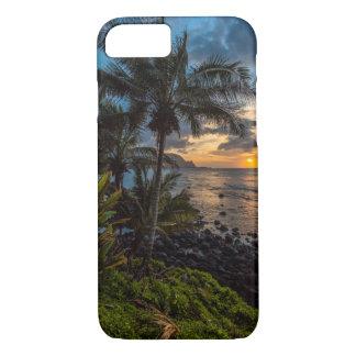 Coque iPhone 8/7 Un beau coucher du soleil 2