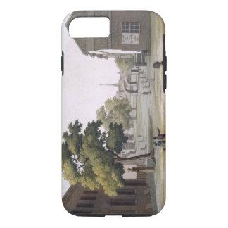 Coque iPhone 8/7 Un carré du marché, Philadelphie, Pennsylvanie, de