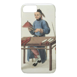 "Coque iPhone 8/7 Un fabricant de casquette, plaquent 51 ""du costume"
