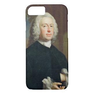 Coque iPhone 8/7 Un homme inconnu dans le noir, 1735 (huile sur la
