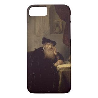 Coque iPhone 8/7 Un philosophe, 1635 (huile sur le panneau)