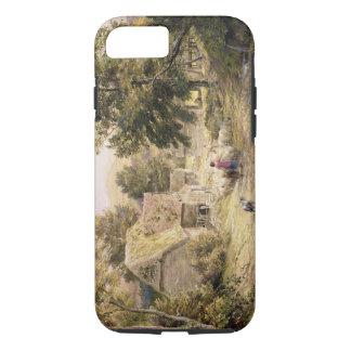 Coque iPhone 8/7 Une basse cour près de princes Risborough, 1845/6