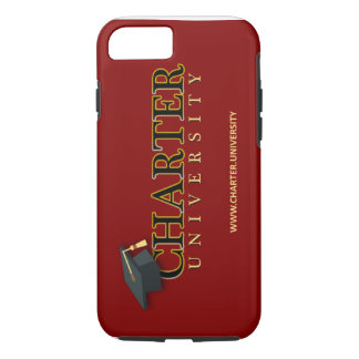 Coque iPhone 8/7 Université de charte - iPhone 6, cas dur