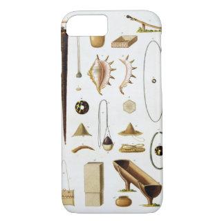 Coque iPhone 8/7 Ustensiles et armes de ménage du Mariannas