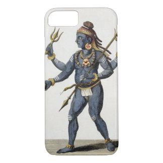 """Coque iPhone 8/7 Vairevert, de """"voyage Indes aux. et d'une La"""