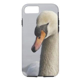 Coque iPhone 8/7 Vancouver, parc de Stanley, cygne muet (olor de