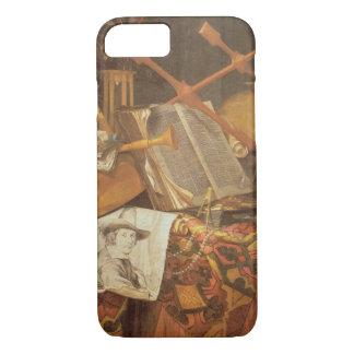 Coque iPhone 8/7 Vanitas (huile sur la toile)